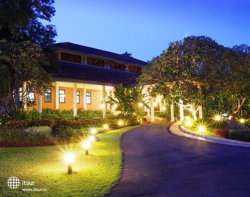 Imperial Chiang Mai Resort Spa & Sports Club 7