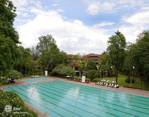 Imperial Chiang Mai Resort Spa & Sports Club 9
