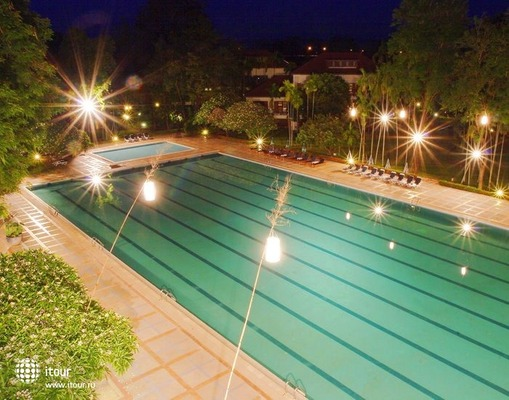 Imperial Chiang Mai Resort Spa & Sports Club 2