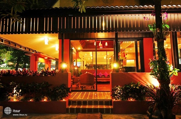 Chiangmai Night Bazaar Boutique Hotel 5