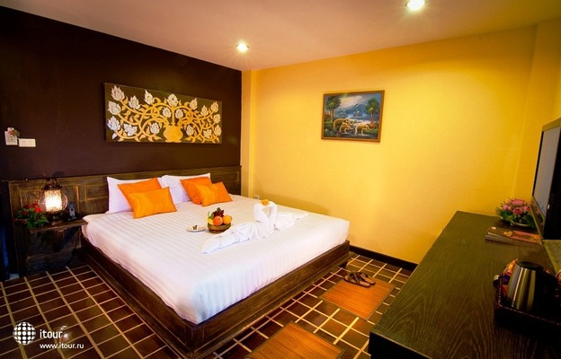 Chiangmai Night Bazaar Boutique Hotel 8