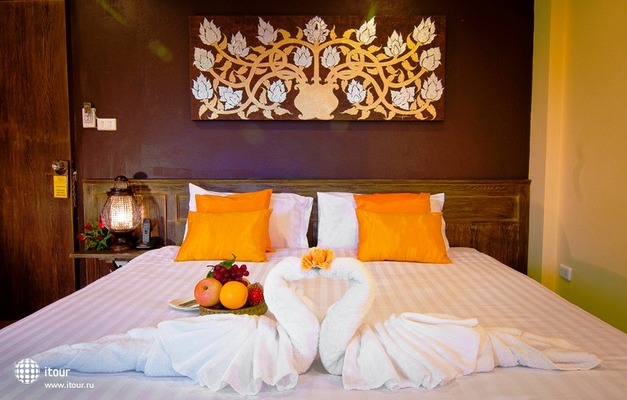 Chiangmai Night Bazaar Boutique Hotel 9