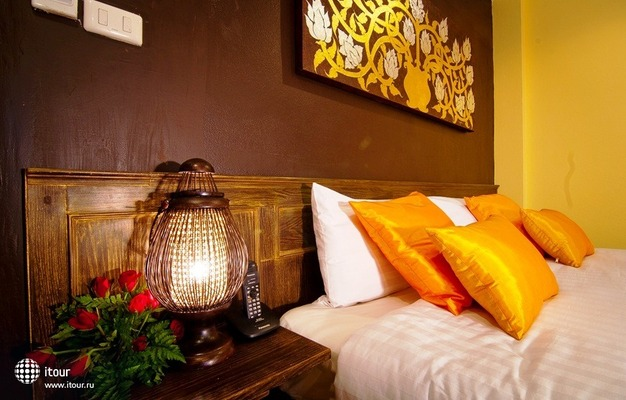 Chiangmai Night Bazaar Boutique Hotel 10