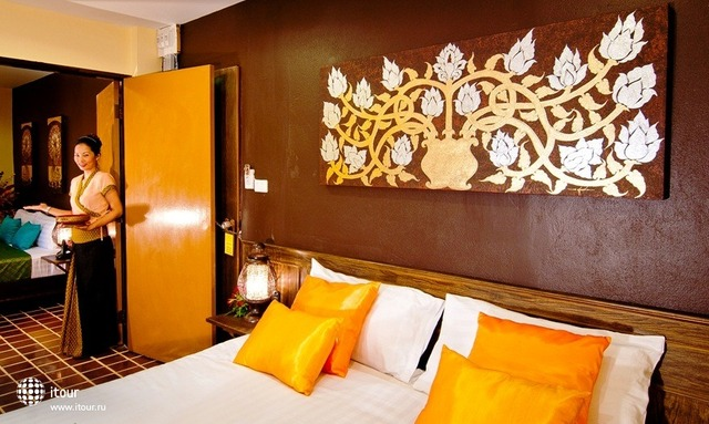 Chiangmai Night Bazaar Boutique Hotel 4