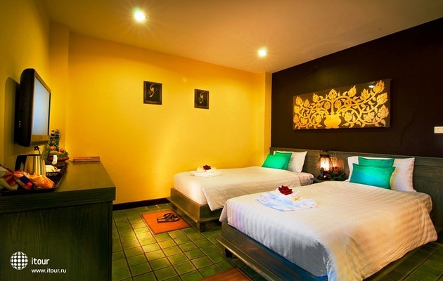 Chiangmai Night Bazaar Boutique Hotel 3
