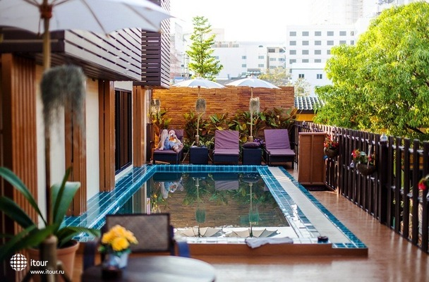 Chiangmai Night Bazaar Boutique Hotel 2