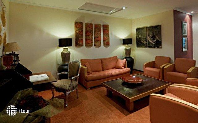 Orquidea Hotel 1