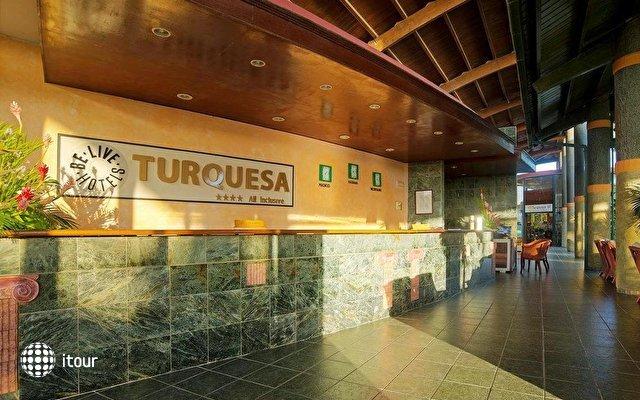 Be Live Turquesa 6