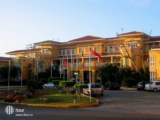 Comodoro Hotel & Bungalows 2