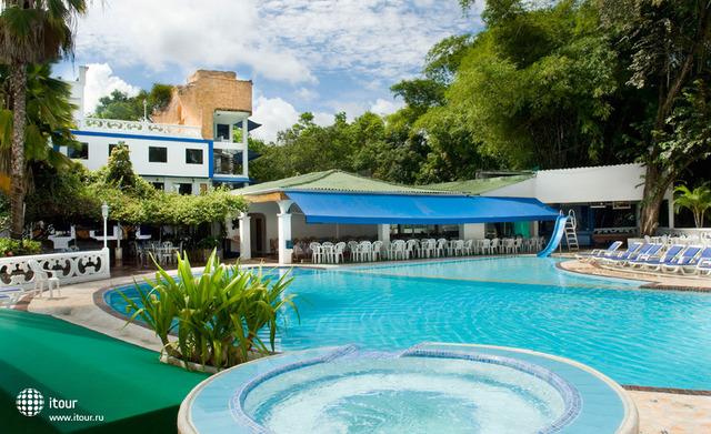 El Bosque Hotel 1