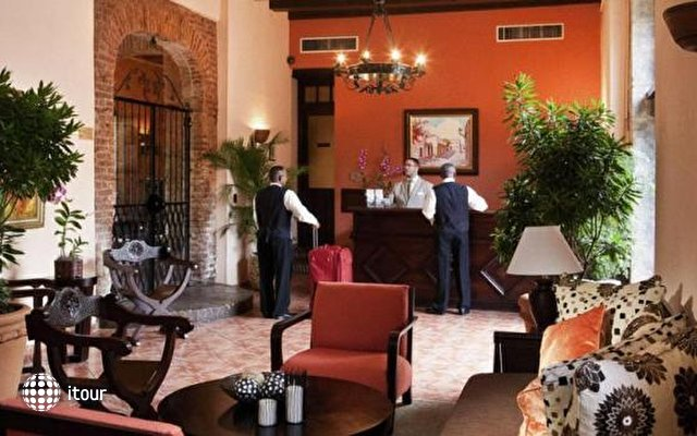 Hotel Frances Santo Domingo 4