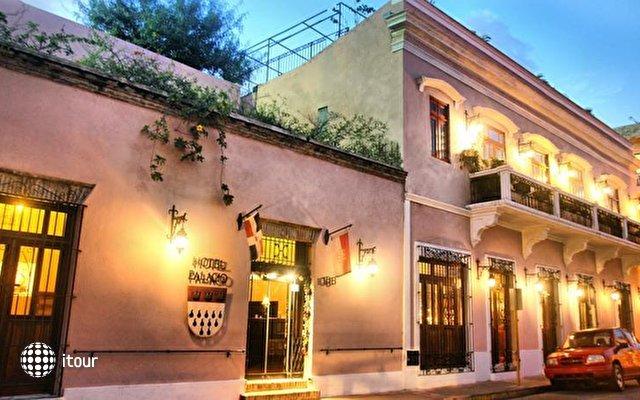 Boutique Hotel Palacio 1