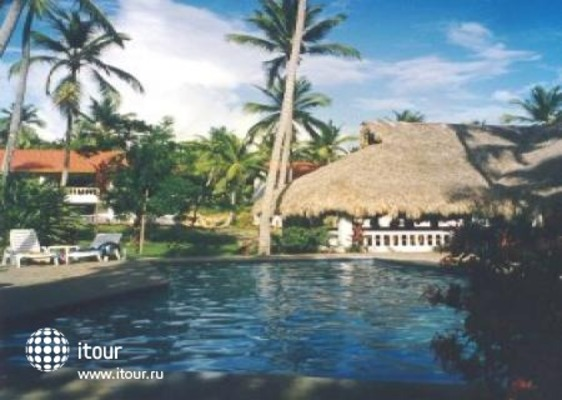La Tambora Beach Resort 1
