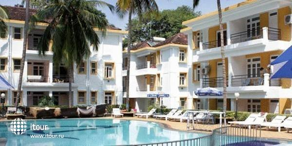 Alor Grande Holiday Resort Candolim 1