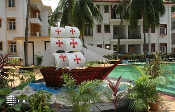 Alor Grande Holiday Resort Candolim 8
