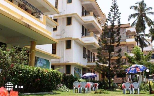 Alor Holiday Resort Calangute 1