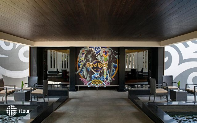 Hard Rock Hotel (ex. North 16) 9