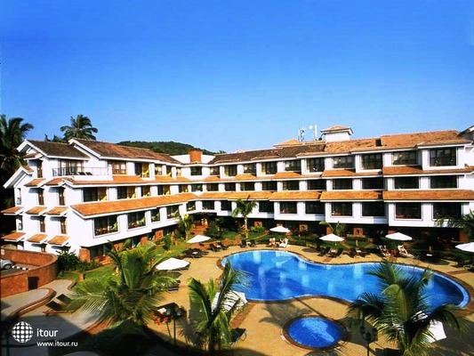Riviera De Goa Resort 1