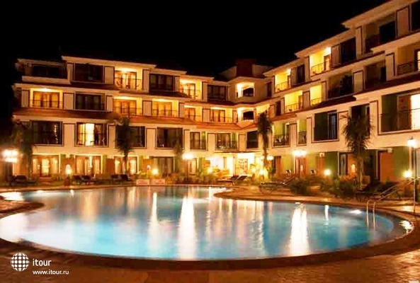 Riviera De Goa Resort 4