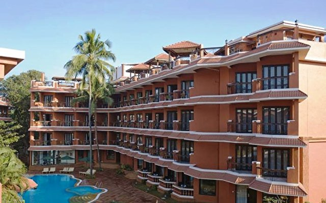 Baga Marina Beach Resort & Hotel (ex. Beacon Court) 1