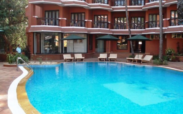 Baga Marina Beach Resort & Hotel (ex. Beacon Court) 5