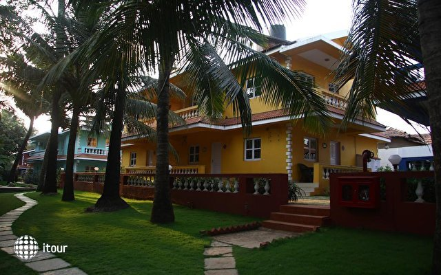 Chalston Beach Resort 6