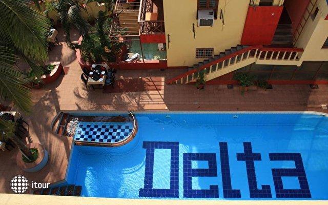 Delta Residency 2
