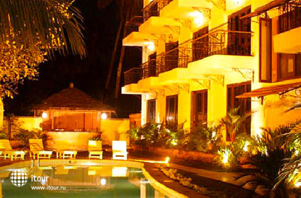 Tangerine Boutique Resort 1