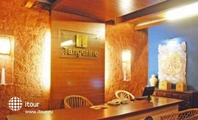 Tangerine Boutique Resort 9
