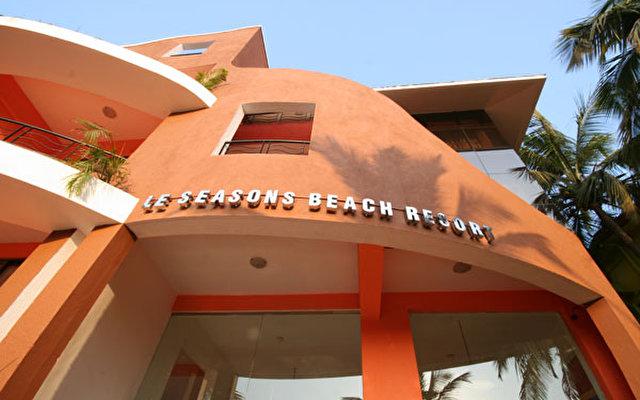 Le Seasons Beach Resort Candolim 4