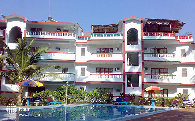 Mello Rosa Goa (ex. Hafh Resorts) 1