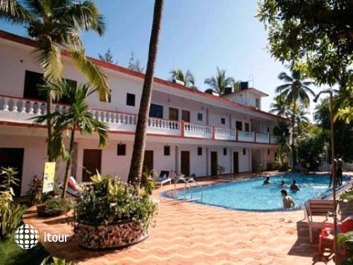 Anjuna Beach Resort 1