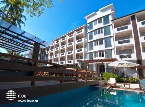 Nagoa Grande Resort & Spa 2