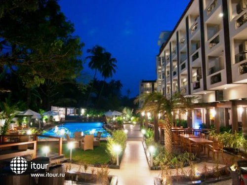 Nagoa Grande Resort & Spa 1