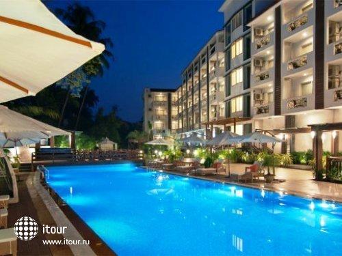 Nagoa Grande Resort & Spa 4