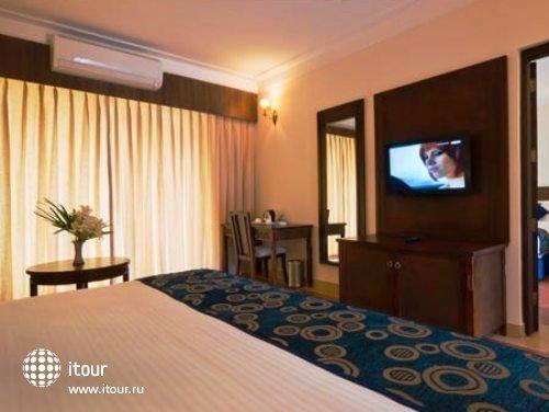 Nagoa Grande Resort & Spa 10
