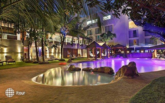 Novotel Goa Resort & Spa (ex. Grand Mercure Goa Shrem Resort)  2