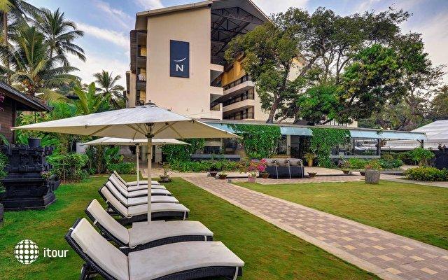 Novotel Goa Resort & Spa (ex. Grand Mercure Goa Shrem Resort)  1