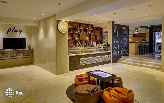 Novotel Goa Resort & Spa (ex. Grand Mercure Goa Shrem Resort)  5