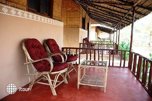 Pirache Village Eco Resorts Campground 1