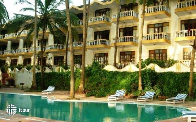 Bambolim Beach Resort 1