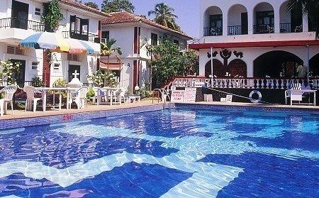Ronil Beach Resort 9