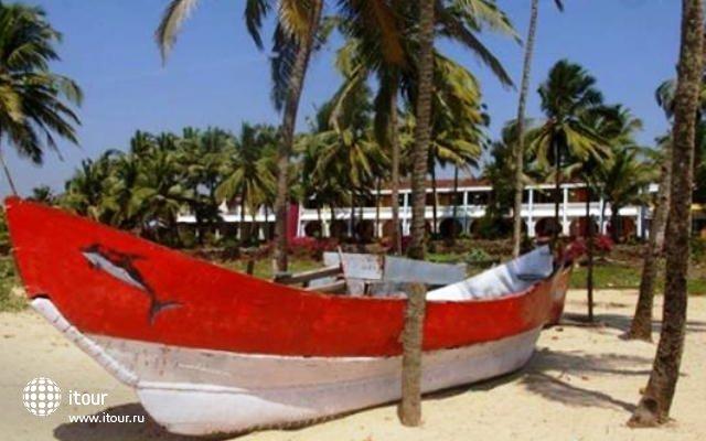 Longuinhos Beach Resort 4