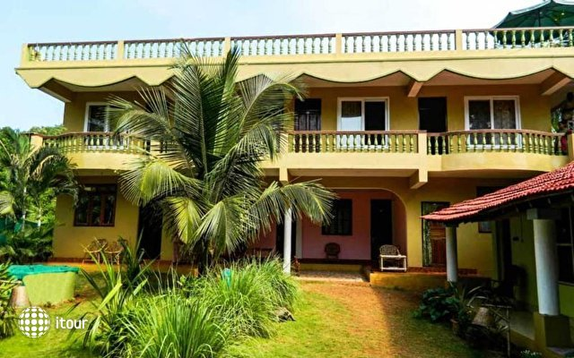 Agonda Holiday Home 1