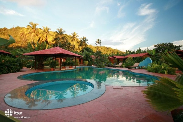 The Fern Gardenia Resort 2