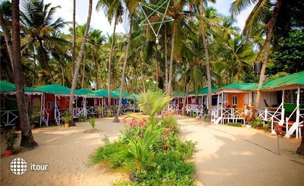 Cuba Beach Huts 1