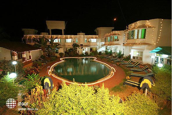 Vincy Beach Resort Hotel 1