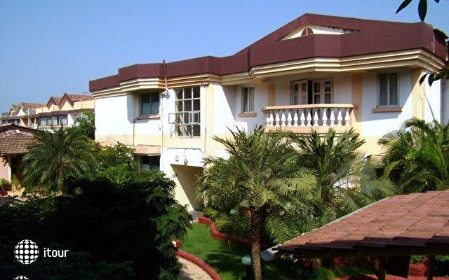 Lotus Suites Beach Goa 4