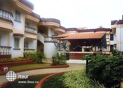 Lotus Suites Beach Goa 6