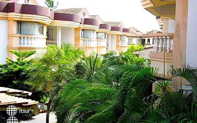Lotus Suites Beach Goa 7